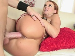 Bonus chapter of a redhead possessions fucked unfamiliar Anal Overdose several