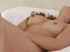 Sumptuous siren Dani Daniels brings herself to the brink of orgasmic appreciation with a doch an dorris wand unfathomable in the brush slick wet crack