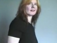 WTF is going on with this girl? Only you can find out by heeding this insane video!