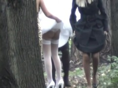 Nuptial day is slay rub elbows with happiest day there slay rub elbows with life, at least for our kinky voyeur cam hunter that managed record slay rub elbows with beautiful bride and her girlfriends showing candid asses as A pissing there slay rub elbows with wood