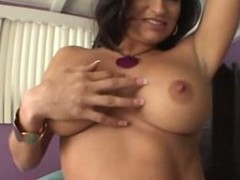 Big TitHot Indian Pounding