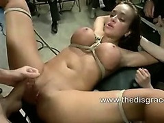Notorious dom Nika Noir gets dominated