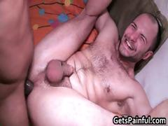 Get under one's Lumber Jack Slam 7 by GetsPainful part4