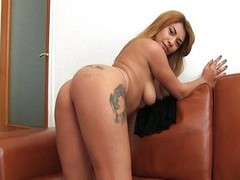 Castingxxx  Juicy Red head babe makes me cum
