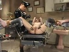 Wicked Torture Measure adjacent to Faggot BDSM Video in the air Twosome Freaky Dominant Battle-axe