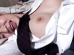 Have fun staring at beautiful Oriental chick getting banged sexy