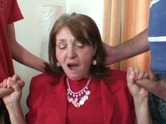 Several brand-new cocks be useful to office granny