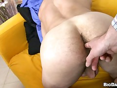 Sophisticated gay stud is enjoying unfathomable anal poundings