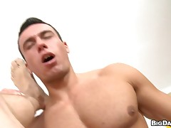 Unfathomable anal drilling session for sophisticated happy-go-lucky stud